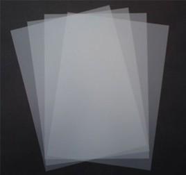 激光打印片